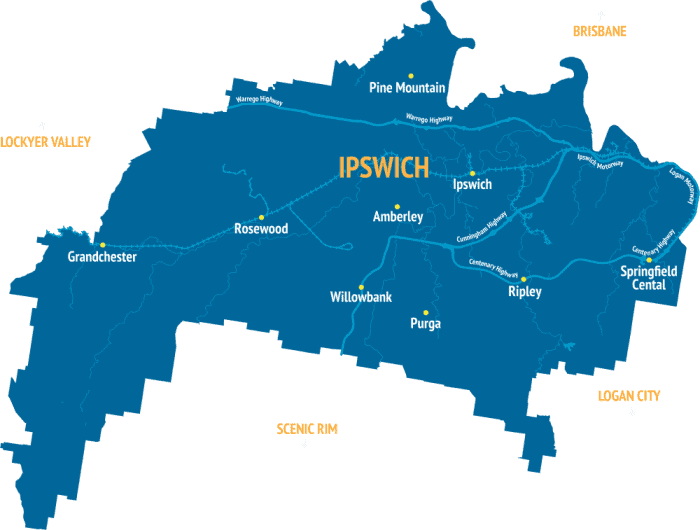 IPSWICH QLD