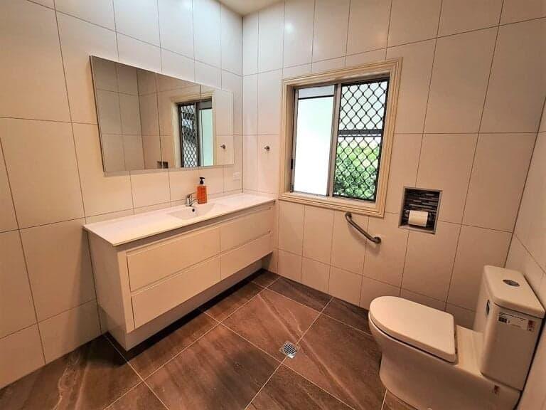 Brisbane complete bathroom renovation