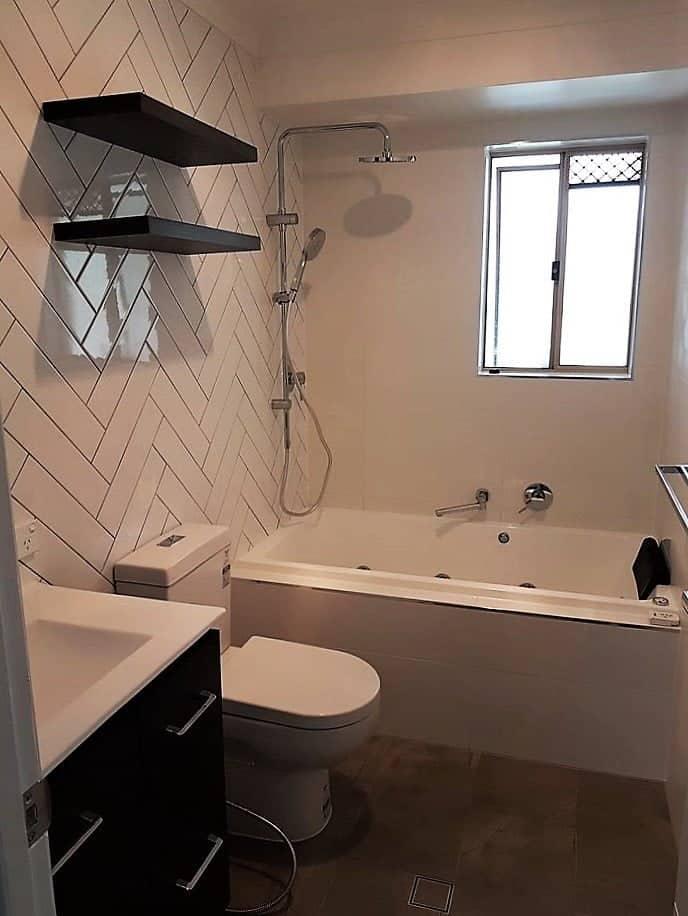 Complete Bathroom Renovations Brisbane