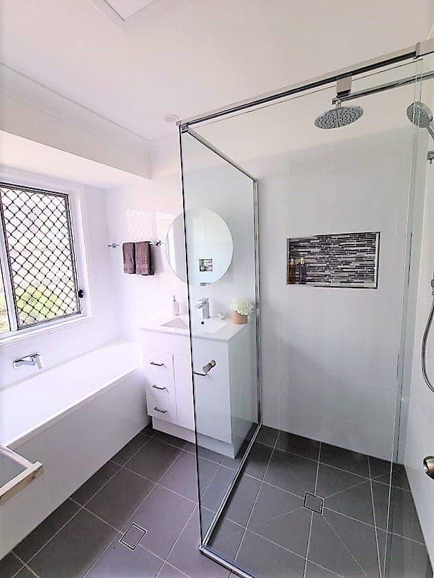 Shower screen installation Brisbane