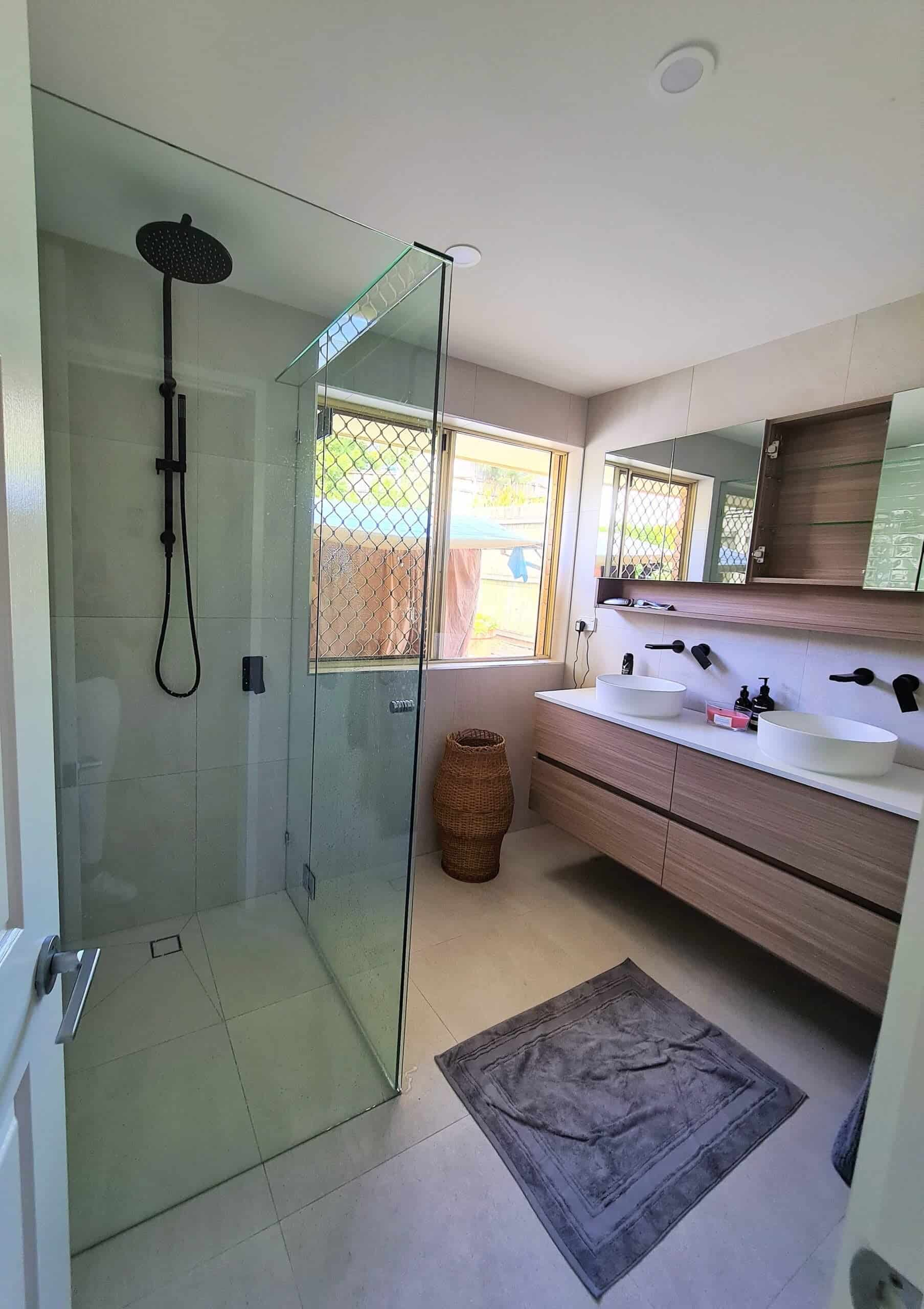 Wishart bathroom renovation